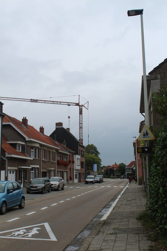 grote weergave LED-straatverlichting