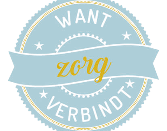 Button want zorg verbindt